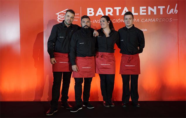 Finalistas de Bartalent 2016