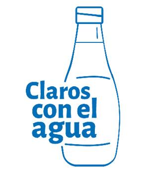 logo Claros con el agua