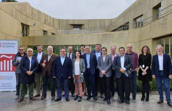 Comité Ejecutivo de Hostelería de España, Chef y representantes del BCC